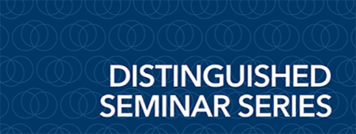 Distinguished Seminar Series Logo