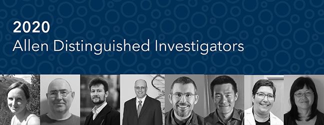 New Allen Distinguished Investigators announced