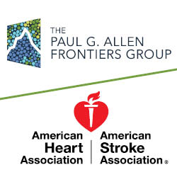 Frontiers AHA logos