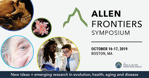 Allen Frontiers Symposium talks available online