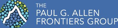 Allen Institute Frontiers Group